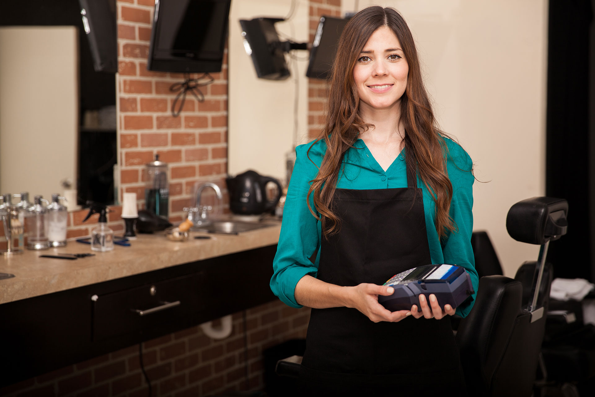 Merchant Service for Barbers | MersaTech LLC